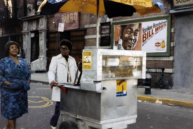 Helen Levitt. 'New York' 1971