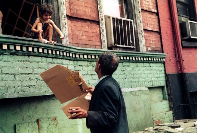 Helen Levitt. 'New York' 1972