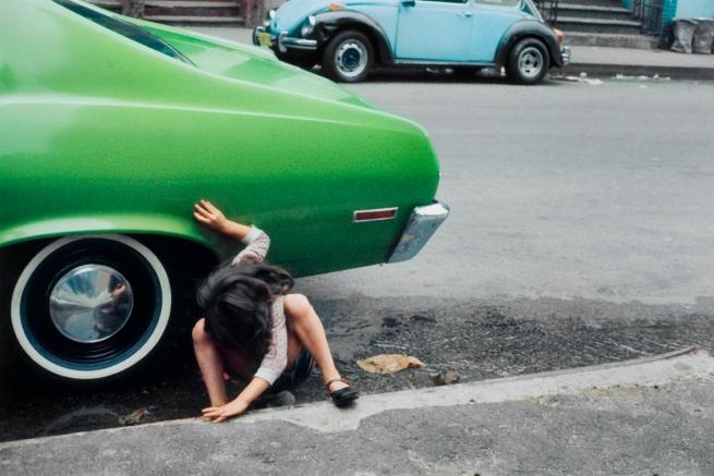 Helen Levitt. 'New York' 1980