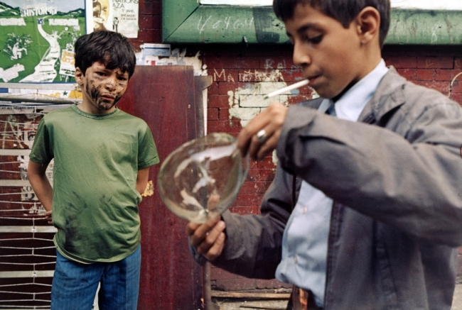 Helen Levitt. 'New York' c.1972