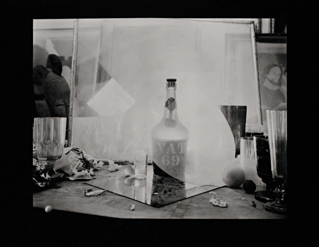 Josef Sudek(1896-1976) 'Labyrinth of Spring' 1968
