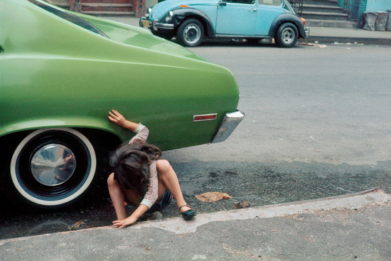 Helen Levitt. 'New York' 1980