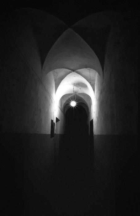 Jeff Gusky. 'Lublin Corridor #1' Lublin, Poland 1999