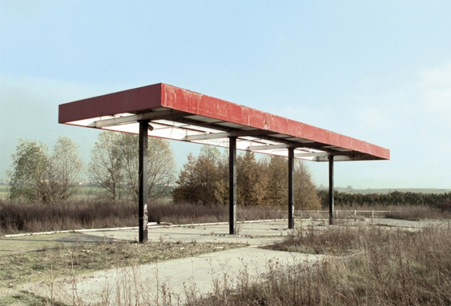 Eric Tabuchi. 'Station #1' 2002