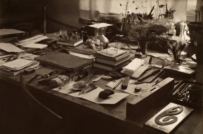 Josef Sudek(1896-1976) 'Remembrances of Architect Rothmayer, Mr. Magician' 1960