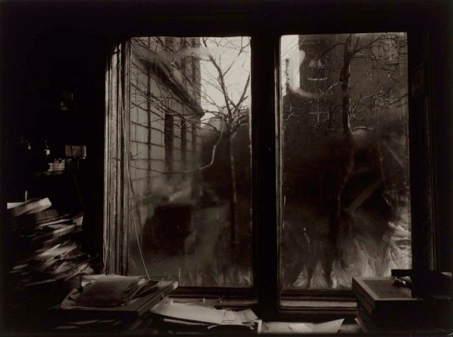 Josef Sudek. 'The Window of My Atelier' 1969