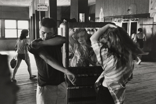 Bruce Davidson(American, b. 1933) 'Untitled'from the 'Brooklyn Gang'series 1959