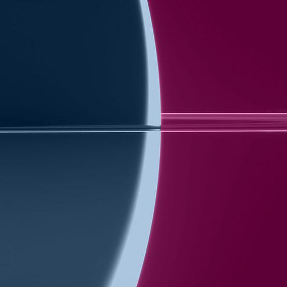 Thomas Ruff. 'Cassini 01' 2008