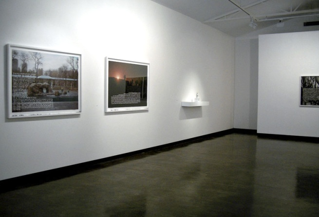 Installation view of Martin Smith exhibition at Sophie Gannon Gallery, Melbourne