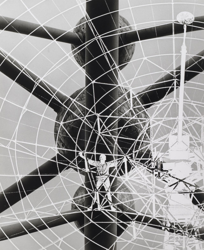 Raymond De Berquelle(Australian, 1933- ) 'Space man' 1963