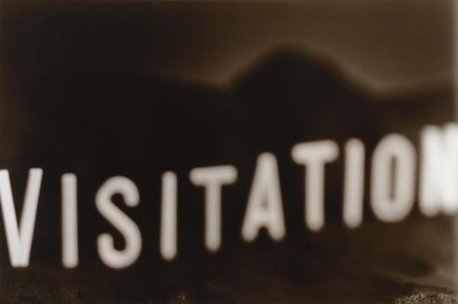 Ronnie Van Hout (New Zealander, 1962-, worked in Australia 1998-) 'Visitation' 1992