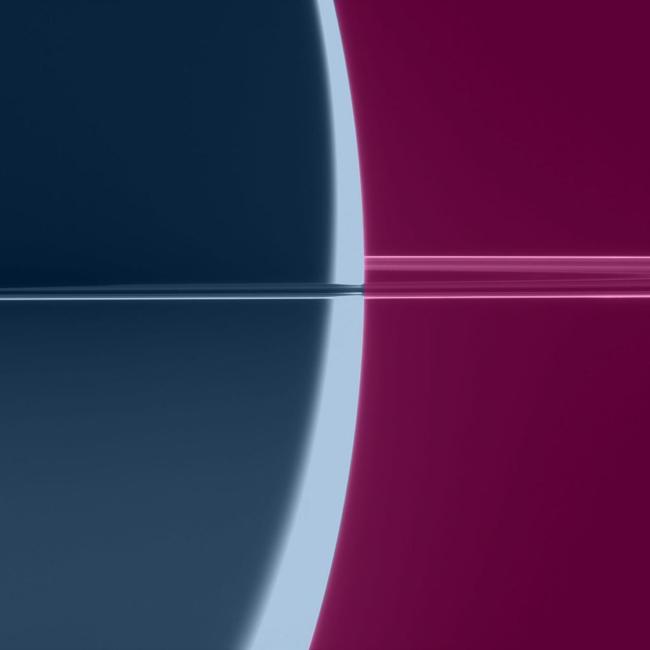 Thomas Ruff(German, b. 1958) 'Cassini 01' 2008