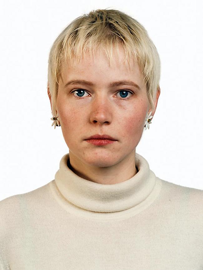 Thomas Ruff(German, b. 1958) 'Portrait (A. Kachold)' 1987