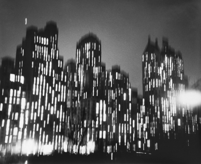 Ted Croner. 'Central Park South' 1947-48