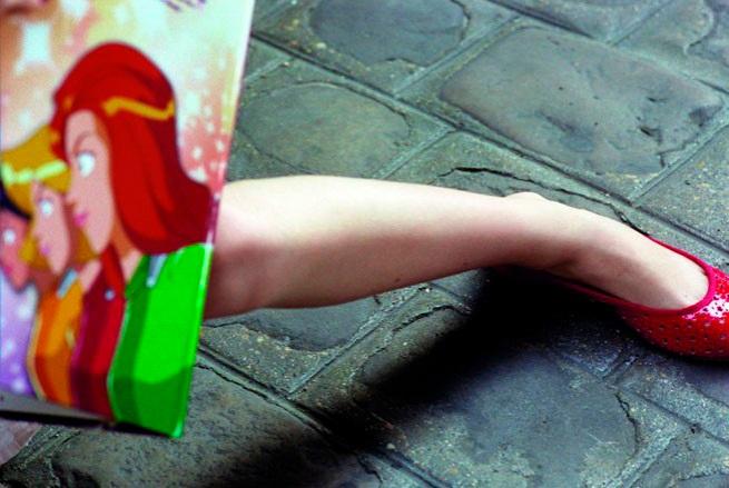 William Eggleston. 'Untitled', Paris series, 2006-2008