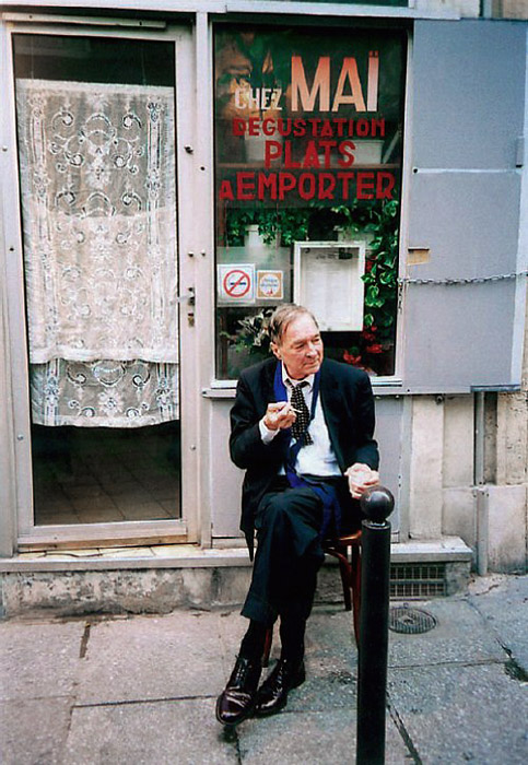 William Eggleston. 'Untitled', Paris series, 2006-2008