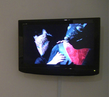 Judith Wright video installation
