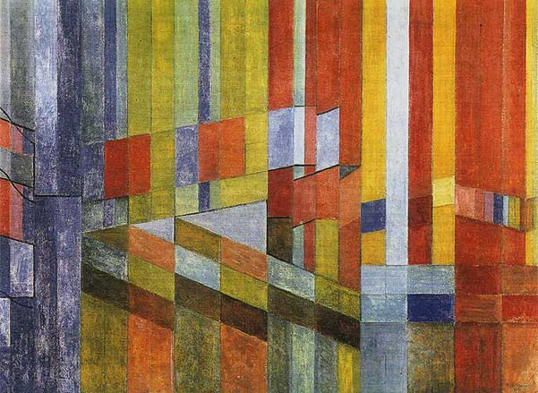Roy de Maistre. 'Arrested Movement from a Trio' 1934