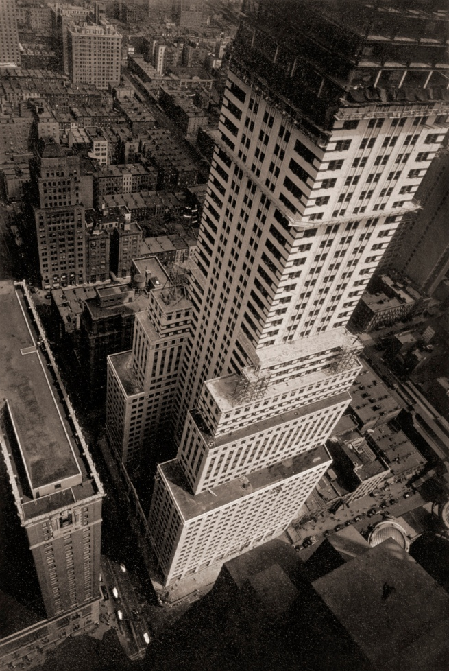 Berenice Abbott (American, 1898-1991). 'Untitled (New York City)' 1929-33