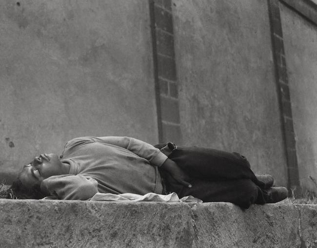 Manuel Alvarez Bravo. 'El Soñador' (The Dreamer) 1931