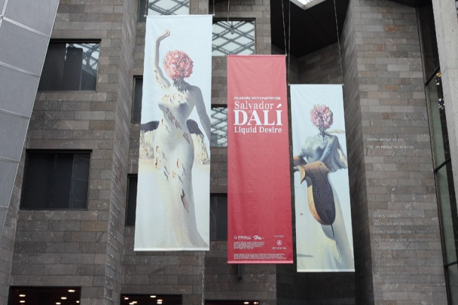 'Salvador Dali: Liquid Desire' Winter Masterpieces exhibition at NGV International, Melbourne