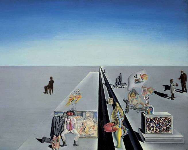 Salvador Dalí. 'The First Days of Spring' 1929