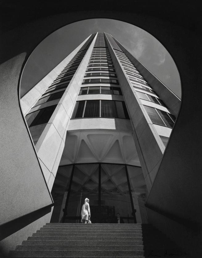 Max Dupain(Australian, 1911-1992) 'Australia Square Tower' 1968