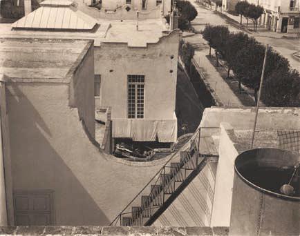 Edward Weston. 'Desde la Azotea' 1924