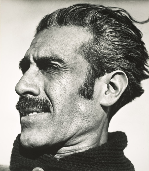 Edward Weston. 'Galván Shooting (Manuel Hernández Galván, Mexico)' 1924