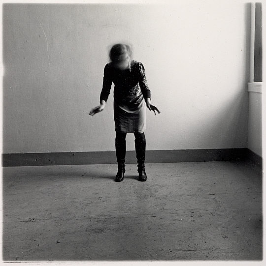 Francesca Woodman. 'Space², Providence, Rhode Island, 1975-1978' 1975-1978