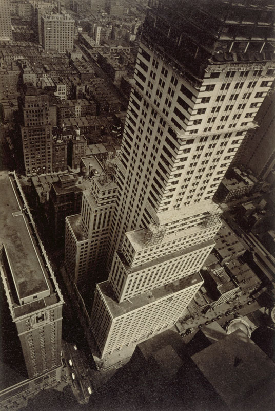 Berenice Abbott (American, 1898 – 1991). 'Untitled (New York City)' 1929-33