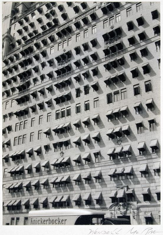 Wendell MacRae (American, 1896 – 1980). 'Summer' c. 1930-32