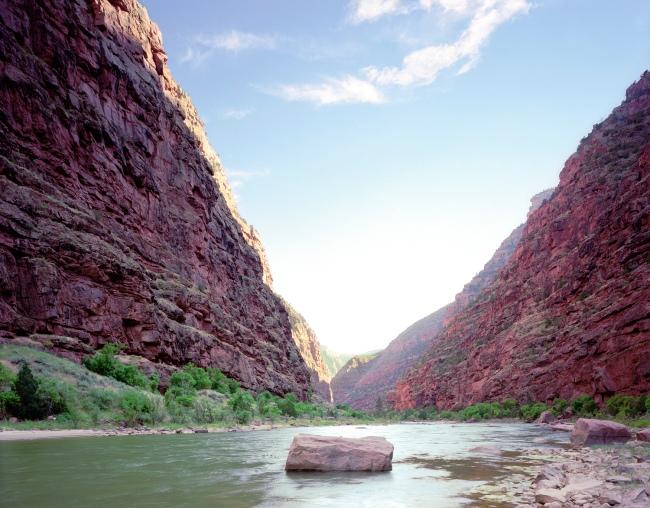 Karen Halverson. 'Lodore Canyon, Dinosaur National Monument' 1994-95