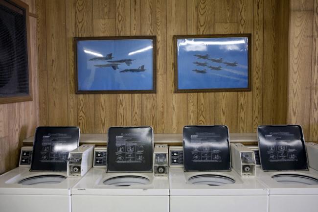 Kay Wesheus. 'Momence Speed Wash, Momence IL' 2007
