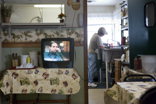 Kay Westheus. 'Lunch at the Crockpot, Walkerton (The Young and the Restless)' 2007