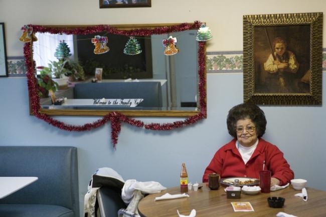 Kay Westheus. 'Mary Ann Rubio, Family Cafe, Knox' 2007