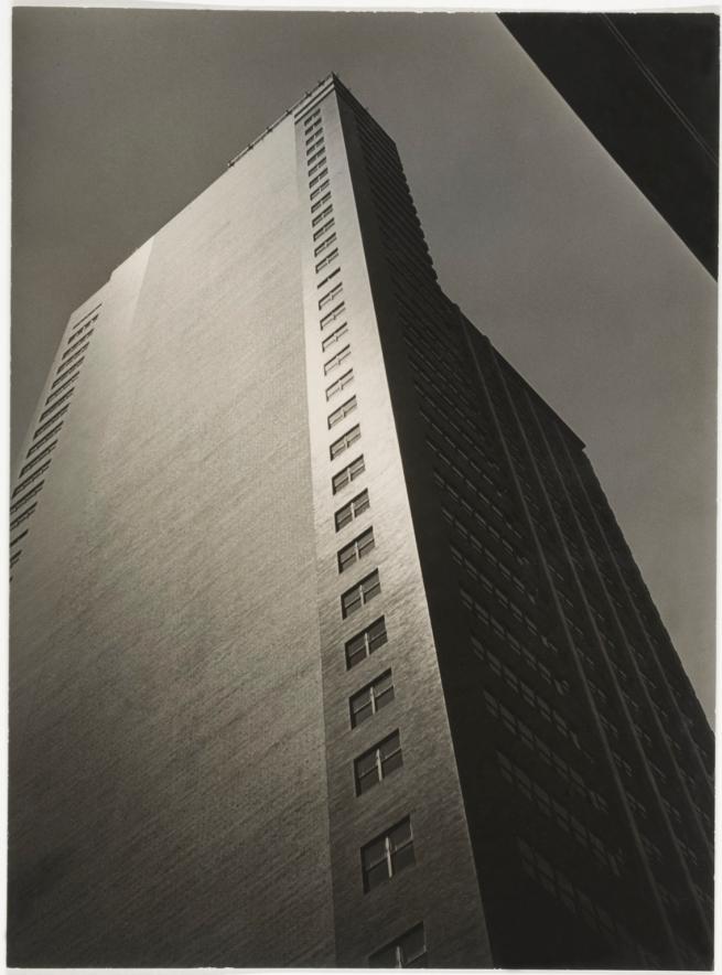 Lloyd Ullberg (American, 1904-1996). 'PSFS Building, Philadelphia' c.1932-33