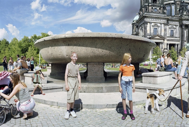 Scott McFarland. 'The Granite Bowl in the Berlin Lust Garden' 2006