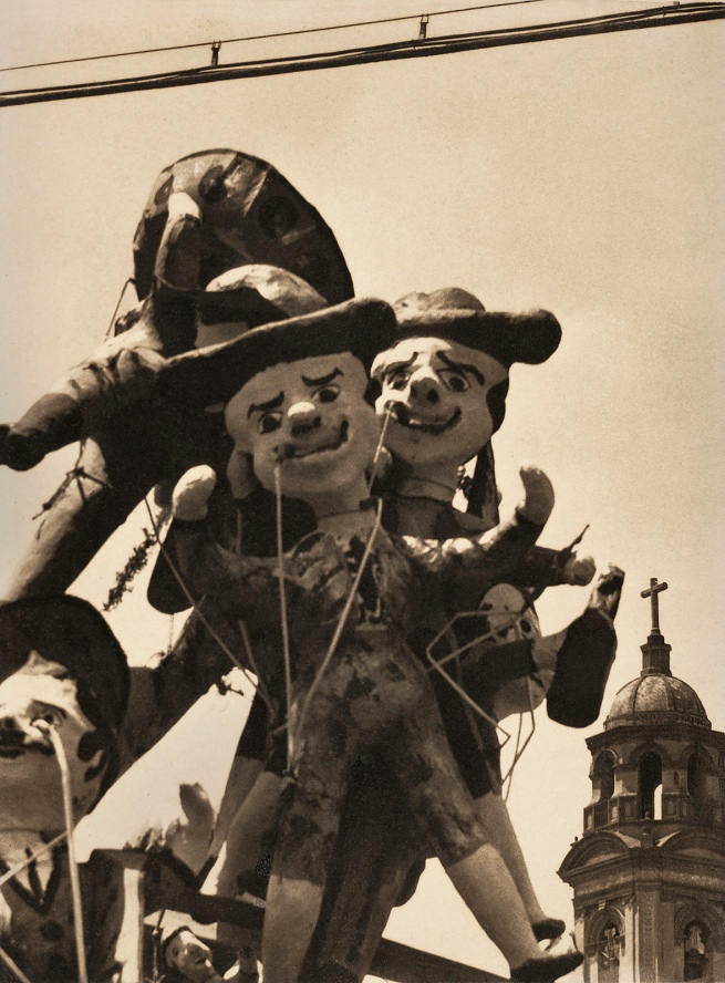 Tina Modotti (American (born in Italy, died in Mexico), 1896-1942) 'Effigies of Judas' 1924