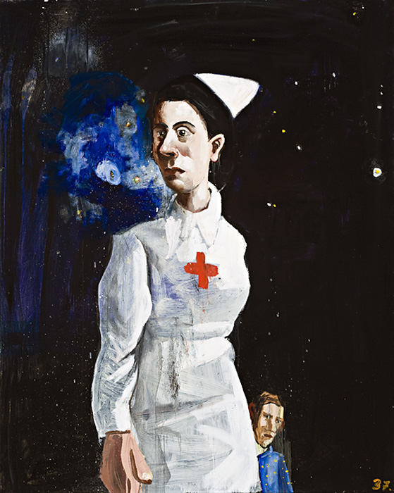 McLean Edwards. 'Night Nurse #2' 2009