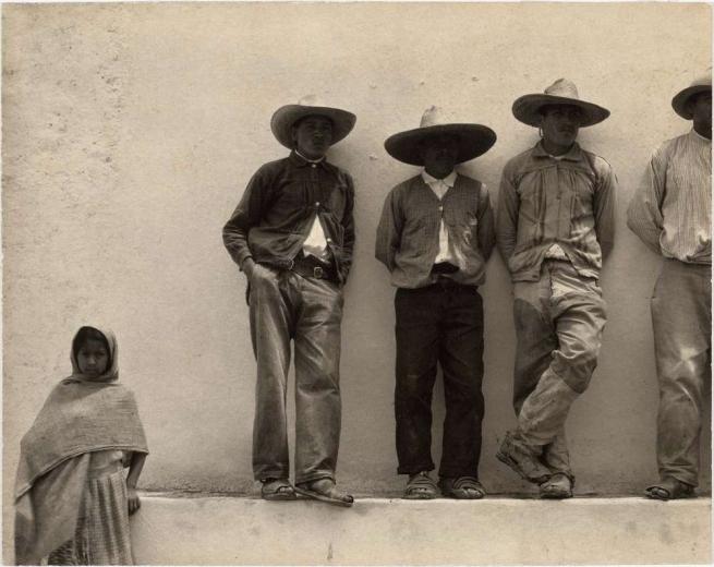 Paul Strand (American, 1890–1976) 'Día de Fiesta, Mexico' 1933