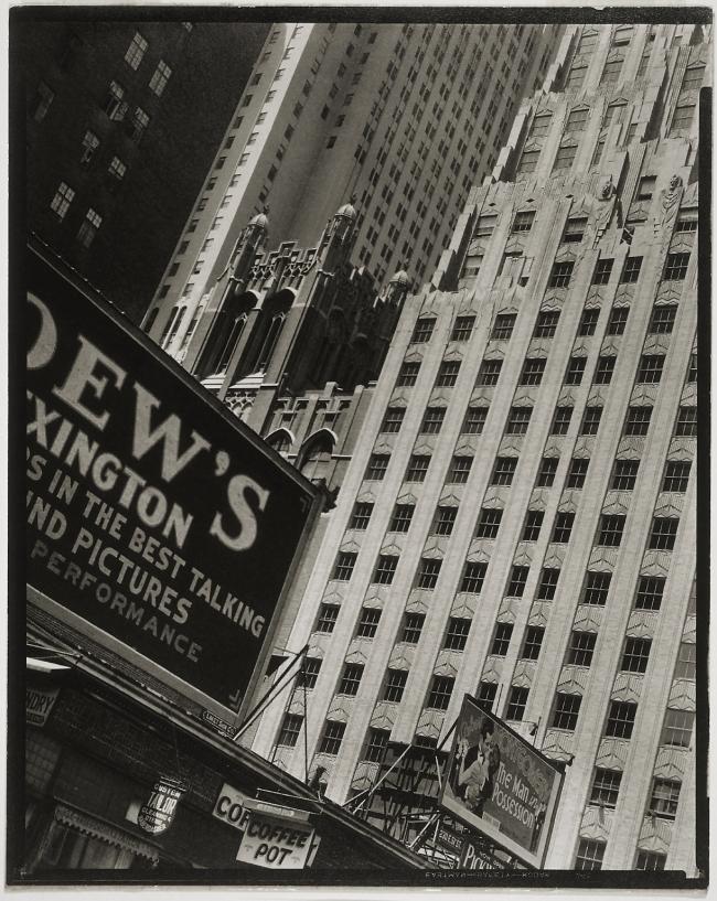 Ralph Steiner (American, 1899-1986) 'Untitled (New York City)' 1931