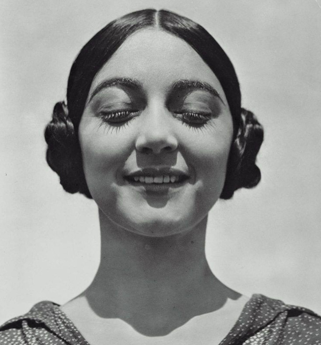 Edward Weston. 'Rose Roland (Covarrubias)' 1926