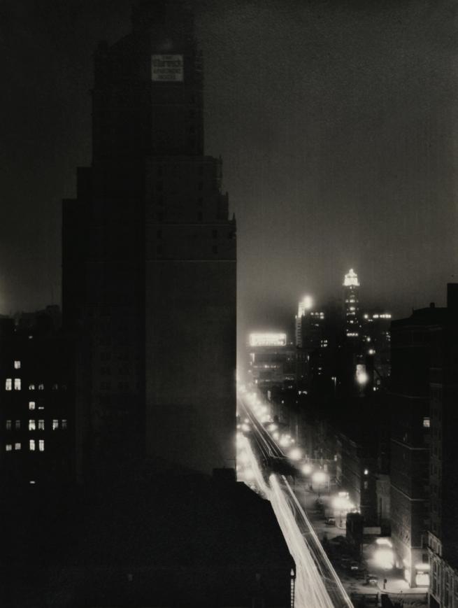 Stella Simon (American, 1878-1973) '6th Avenue' c. 1930-32
