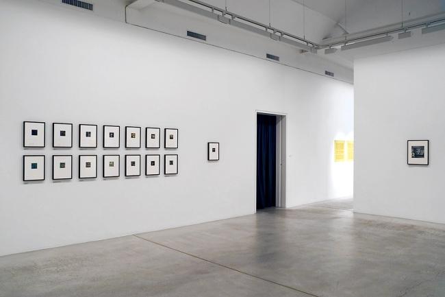 Installation view of the exhibition Walker Evans at Fotomuseum Winterthur, Zurich