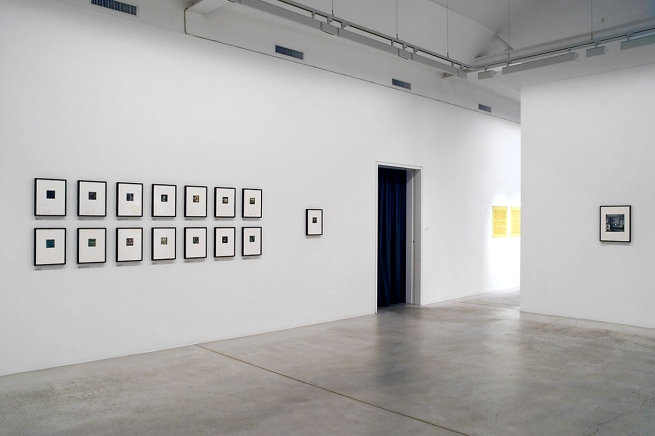 Installation view of the exhibition Walker Evans at Fotomuseum Winterthur, Zurich
