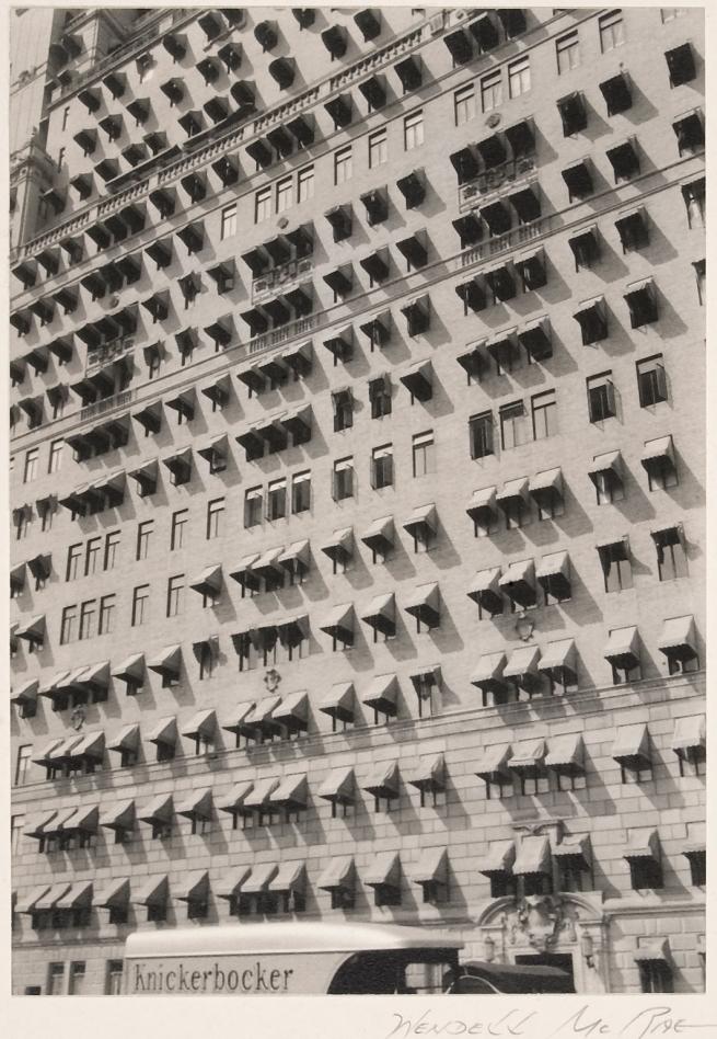Wendell MacRae (American, 1896-1980) 'Summer 'c. 1930-32