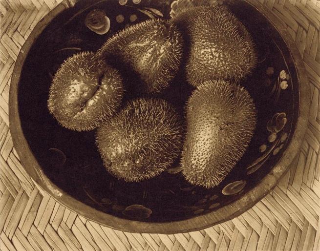 Edward Weston (1886-1958) 'Chayotes' 1924