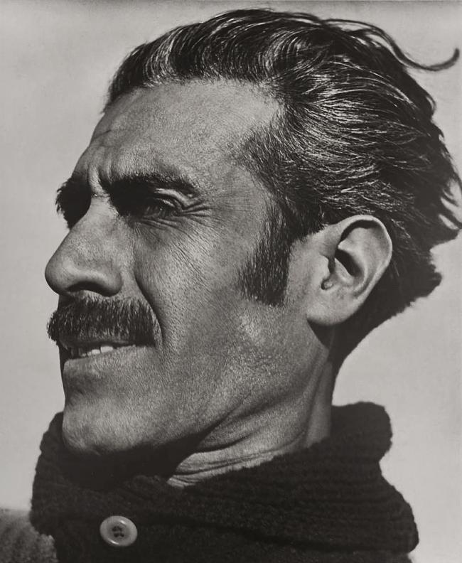 Edward Weston (1886-1958) 'Galván Shooting (Manuel Hernández Galván, Mexico)' 1924