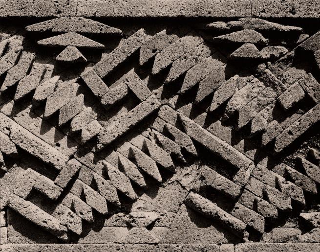 Edward Weston (1886-1958) 'Ruinas de Mitla' 1926